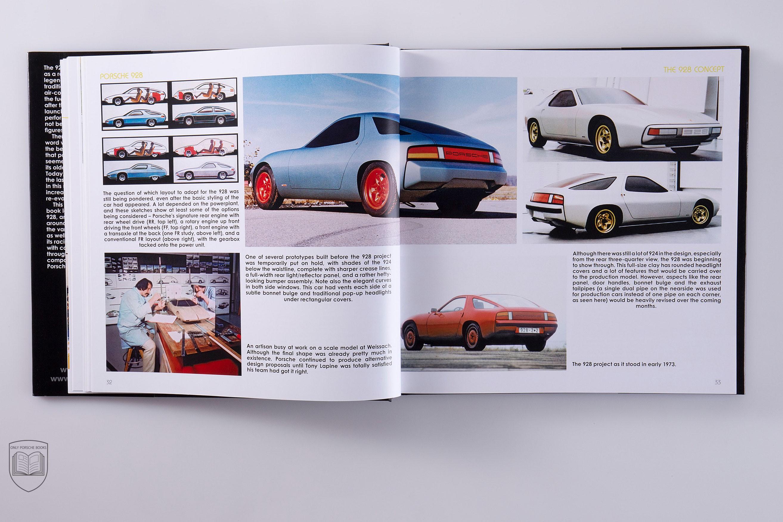 2020 Porsche 928Concept Overview