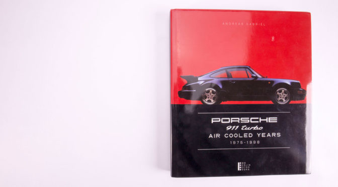 Porsche 911 turbo AIR COOLED YEARS