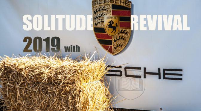 Porsche. Stuttgart. Solitude.