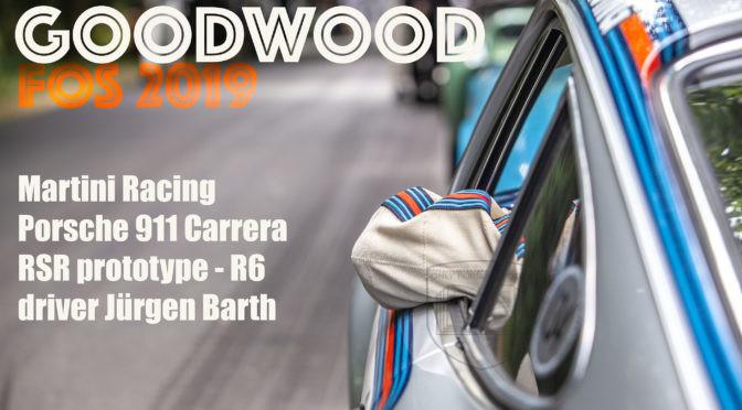 Goodwood 2019 – The R6 RSR
